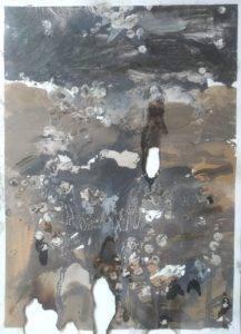 Augusto Gadea - I luoghi della polvere - Il segno di Prometeo