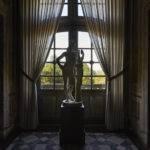 Foto di Elena Franco: statua del Castello Reale di Govone