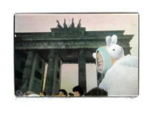 Massimo Golfieri - Berlin, Brandenburger Tor 1989, Il futuro alle porte